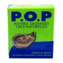 P.O.P Huîtres Gryphea - 75 gélules - POP