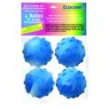 4 Balles battoirs de lavage écologique - Physio-concept - Ecocorp