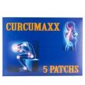 Curcumaxx patchs - boîte de 5 patchs - Curcumaxx